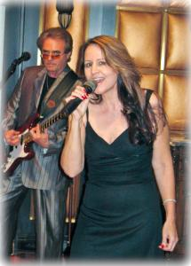 Donna singing...